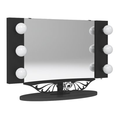 Sweet Glamour Makeup : BEAUTY CRAVE: VANITY GIRL HOLLYWOOD LIGHTED VANITY MIRROR!