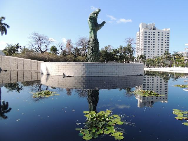Monumento ao Holocausto em Miami Beach
