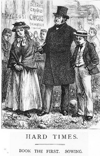 an analysis of the character louisa in the novel hard times Complete summary of charles dickens' hard times enotes plot book i, chapter 7: summary and analysis had done to louisa's character.