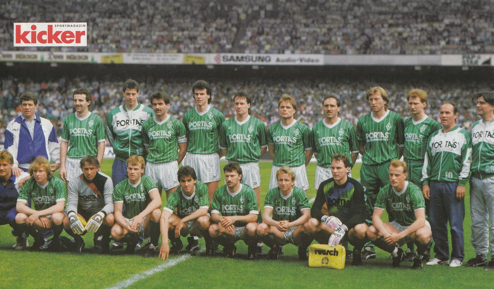Sezona 1993/94 (Champions League, UEFA Cup, Cup Winner's Cup) Werder+8788