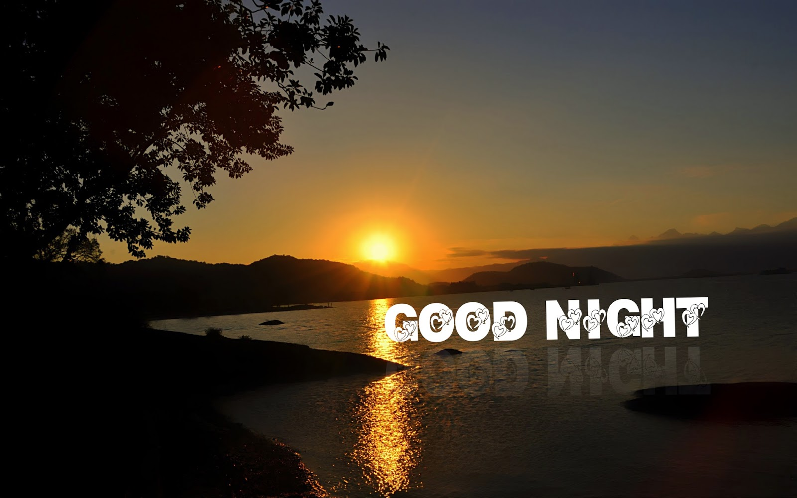 Good Night Images, Ecards, Greetings and Pictures Wishes Rainy good night pictures