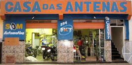 CASA DAS ANTENAS Acácio das Antenas