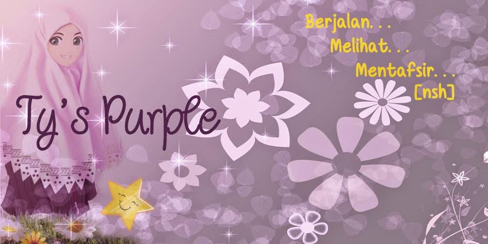 Ty's Purple