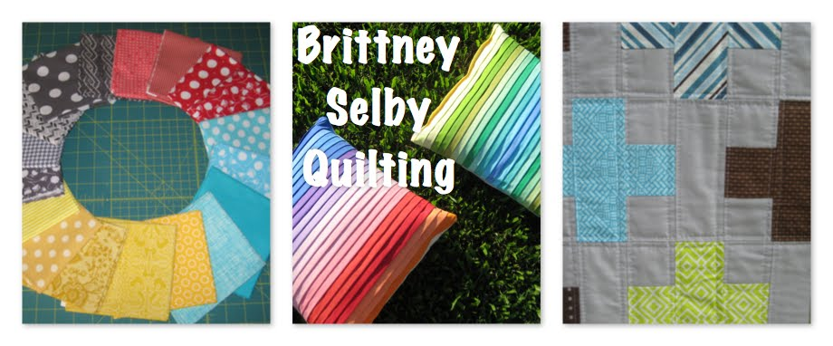 Brittney Selby Quilting