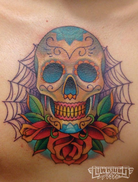 Tattoos all entry design the dead skull tattoos for Tattoos mexicanos fotos