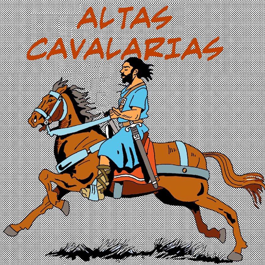 ALTAS CAVALARIAS