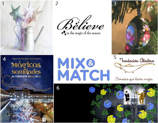 Mix&Match: Magia (diciembre 2015)