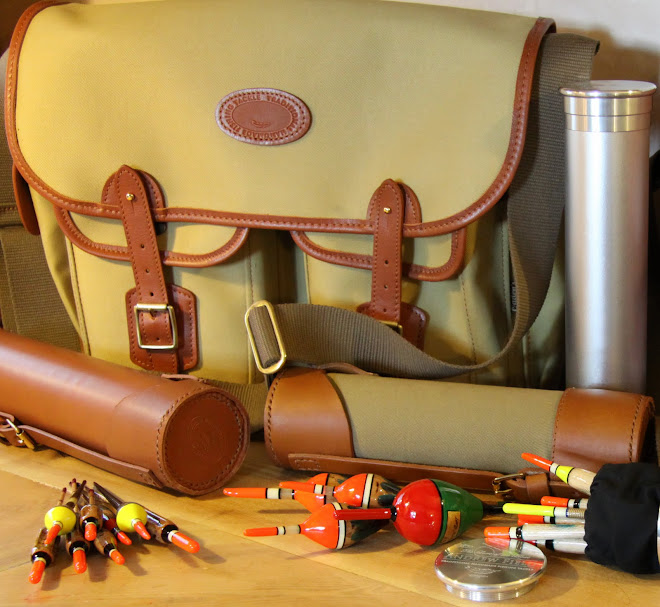 Canvas Bag, floats and Tubes