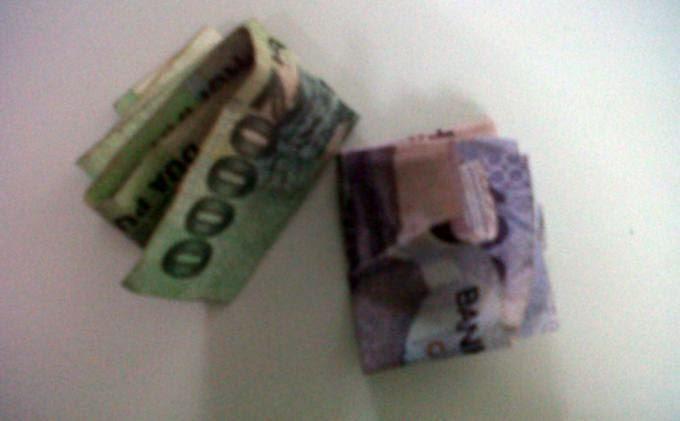 gambar uang kelipat