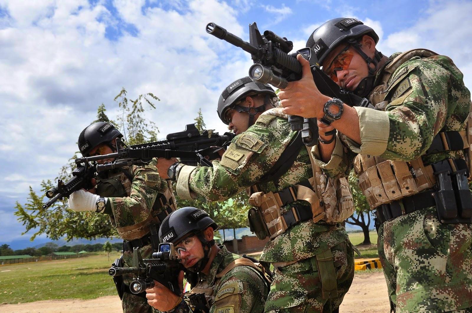 Gaula Militar del Ejército de Colombia