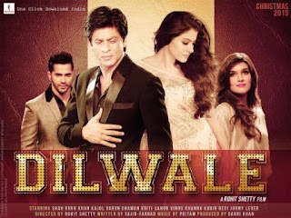 Dilwale 2015 Movie Poster