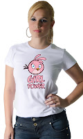 Camiseta Namorada Geek Girl Power