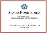 Download Silabus Kurikulum 2013 SD Kelas 3