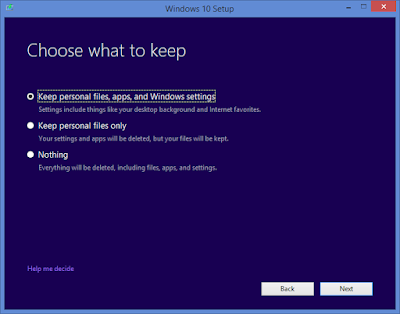 Install windows 10 manually