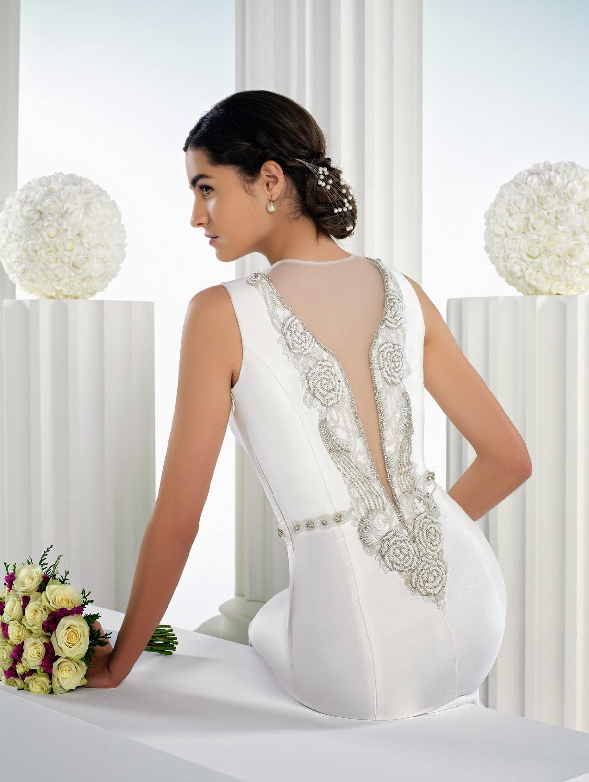 Vestidos de novia corte ingles 2019