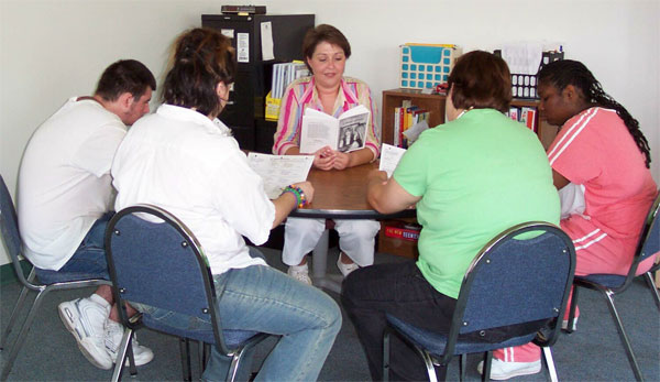 Adult Social Skills Training