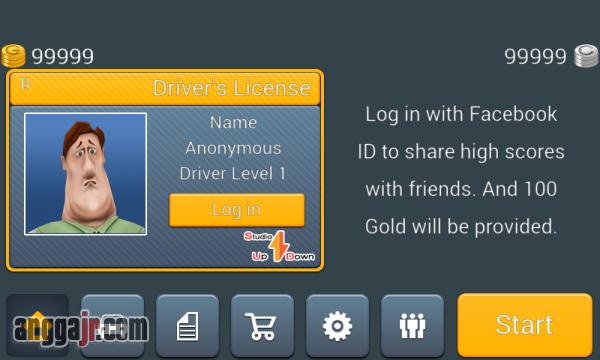 Dr. Driving  v1.12 Mod Apk (Unlimited Gold Coins), Download Dr. Driving Hack Gold Silver Coins, Dr. Driving Modif Apk