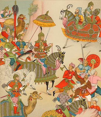 EARLY MUSLIM CONQUESTS IN INDIA