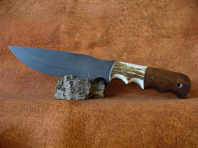 Cuchillo knives of alaska cachas nuevas