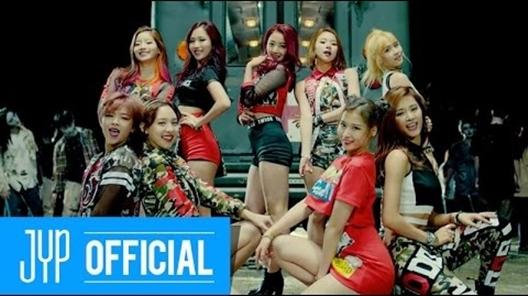 "TWICE Merilis Teaser MV Pertama Untuk ""OOH-AHH"" - Play K ..."