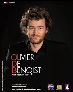 Olivier De Benoist - Tres Tres Haut Debit