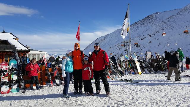 Горнолыжный инструктор Ишгль русскоязычный по лыжам