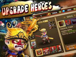 Monkey King Saga v1.0.0 MOD Apk Android