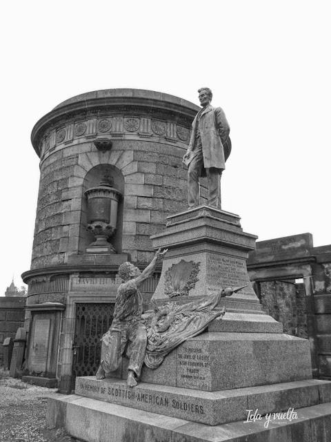 Monumento a Lincoln Calton Hill