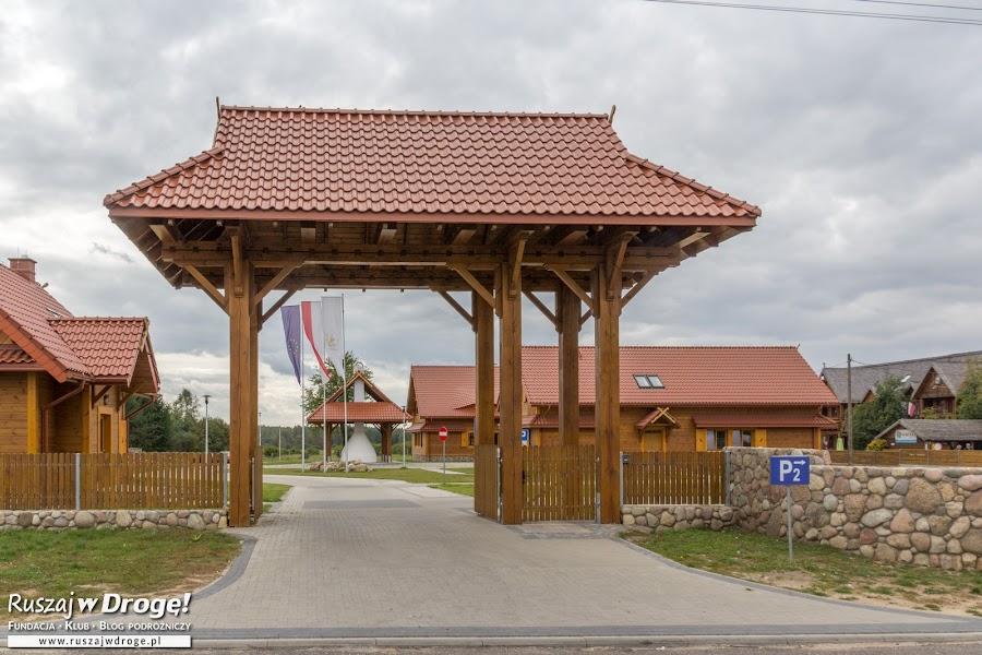 Nowy kompleks w Kruszynianach