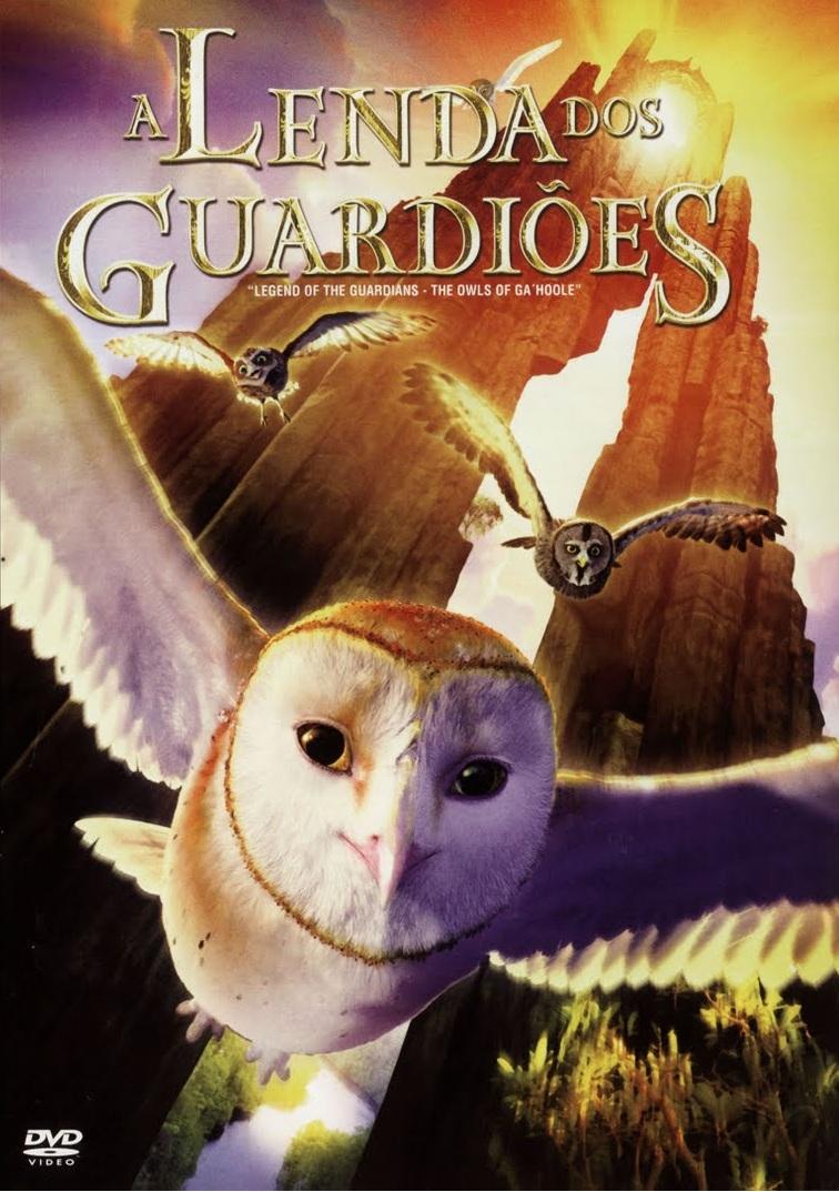 A Lenda dos Guardiões – Dublado (2010)
