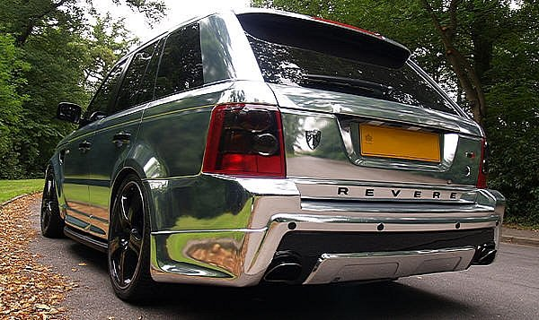 Range Rover Sport Customize