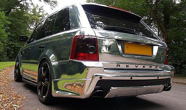 Range Rover Sport Customize