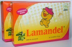Lamandel ( Herbal Amandel )
