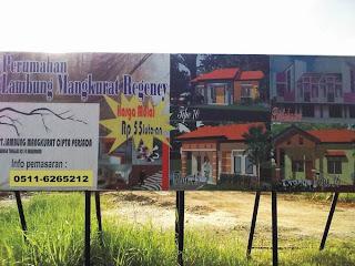 Papan Nama Banjarbaru property