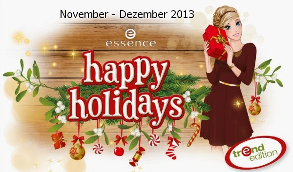 essence HAPPY HOLIDAYS Trend Edition - Preview