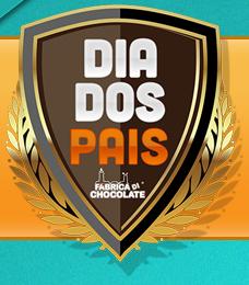 """Concurso cultural Fábrica di Chocolate - """"Dia dos Pais"""""""