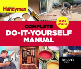 Complete Do-it-Yourself Manual  cover