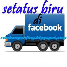 Cara Terbaru membuat Tulisan Biru di Facebook lewat Hp