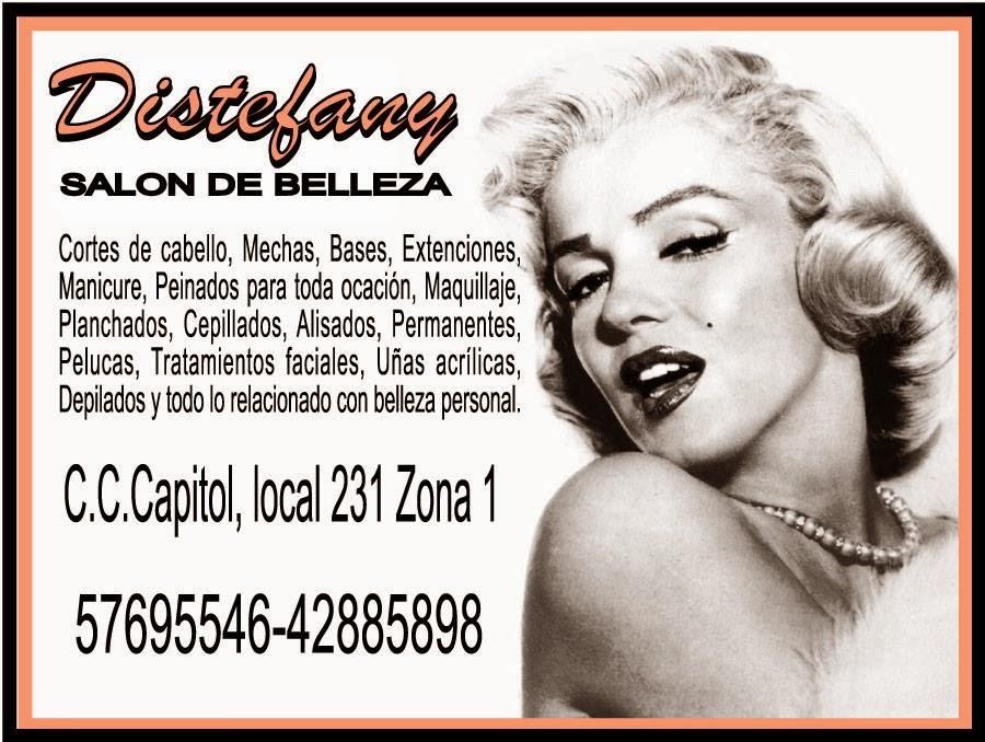 SALON DE BELLEZA DISTEFANY
