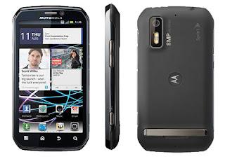 Harga dan Spesifikasi Motorola Photon 4G