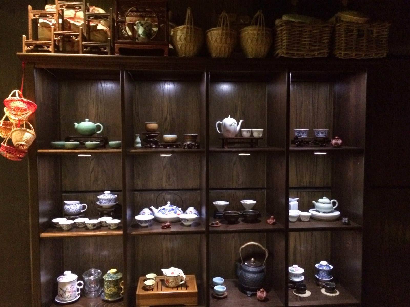 tea rex tea genie tea experience at the chinese tea company