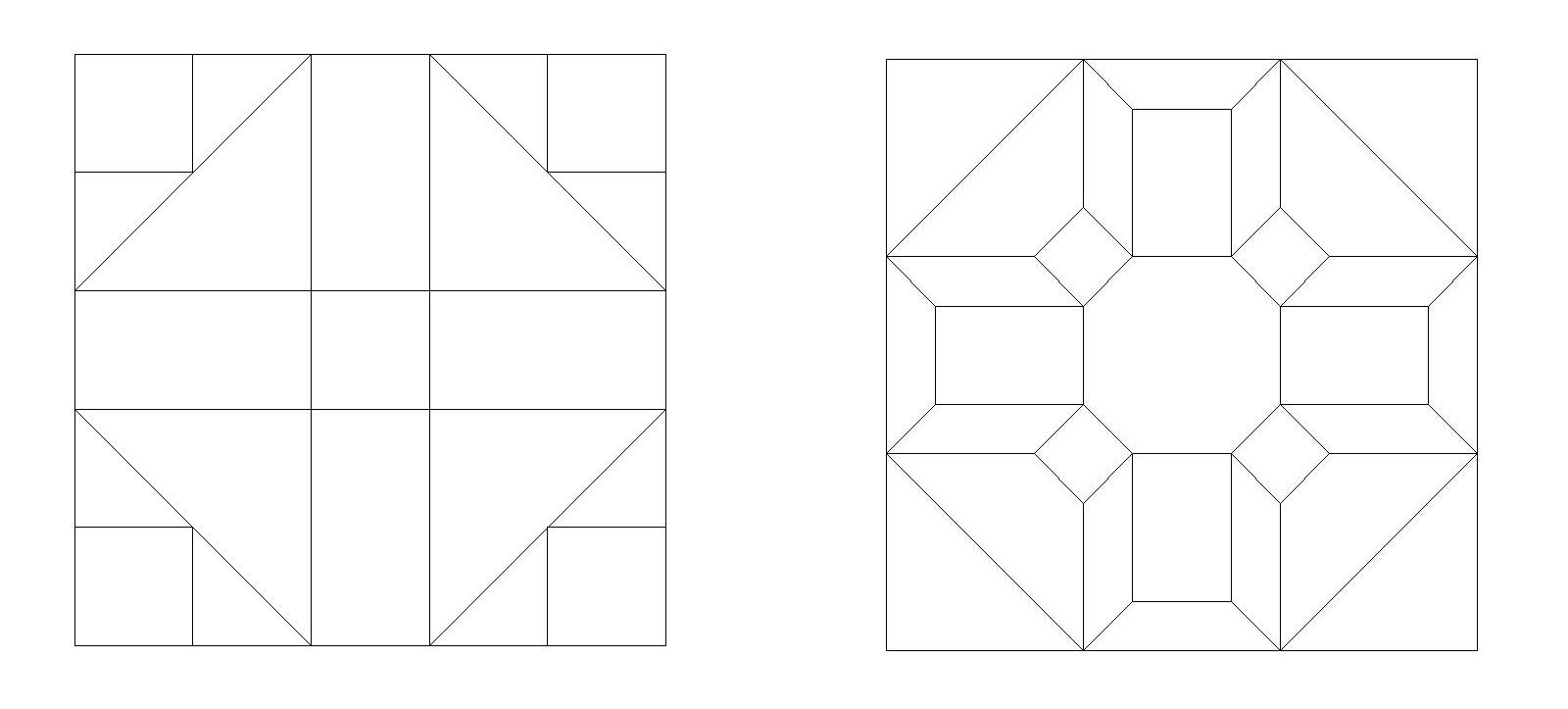 Easy Barn Quilt Patterns To Make Joy Studio Design