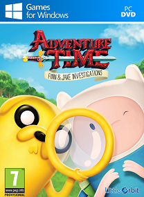 Adventure Time Finn and Jake Investigations-RELOADED Game Pc 2016