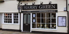 Original Character at Harry Green Gentleman's Barbers!