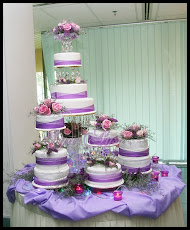 Wedding Cake by Sya Ays Bridal