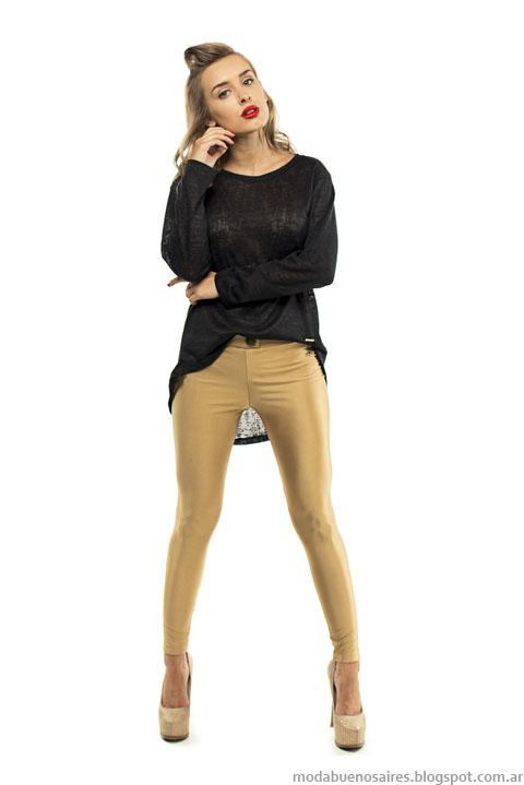 Ropa de moda mujer invierno 2015 Camaruco.