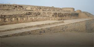 Perou : Importante découverte sur le site de Pachacamac