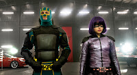 Kick-Ass and Hit-Girl in Kick-Ass 2