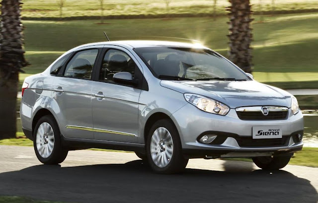 Novo Fiat Siena 2012-2013 - Essence