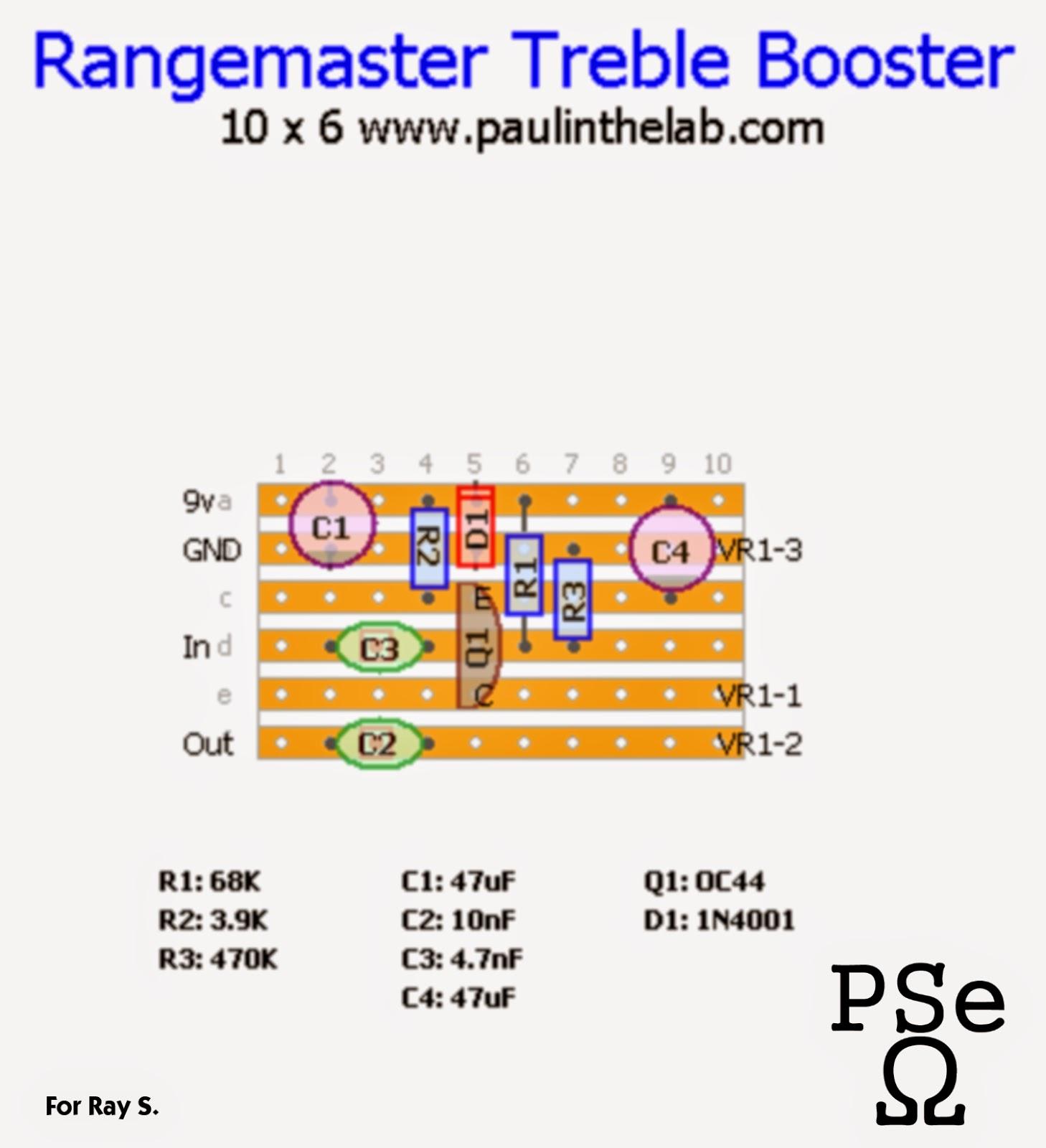 paul in the lab dallas rangemaster treble booster stripboard rh paulinthelab blogspot com